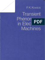 Kovacs Transient Phenomena in Electrical Machines