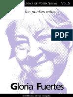Cuaderno de Poesia Critica n 5 Gloria Fuertes