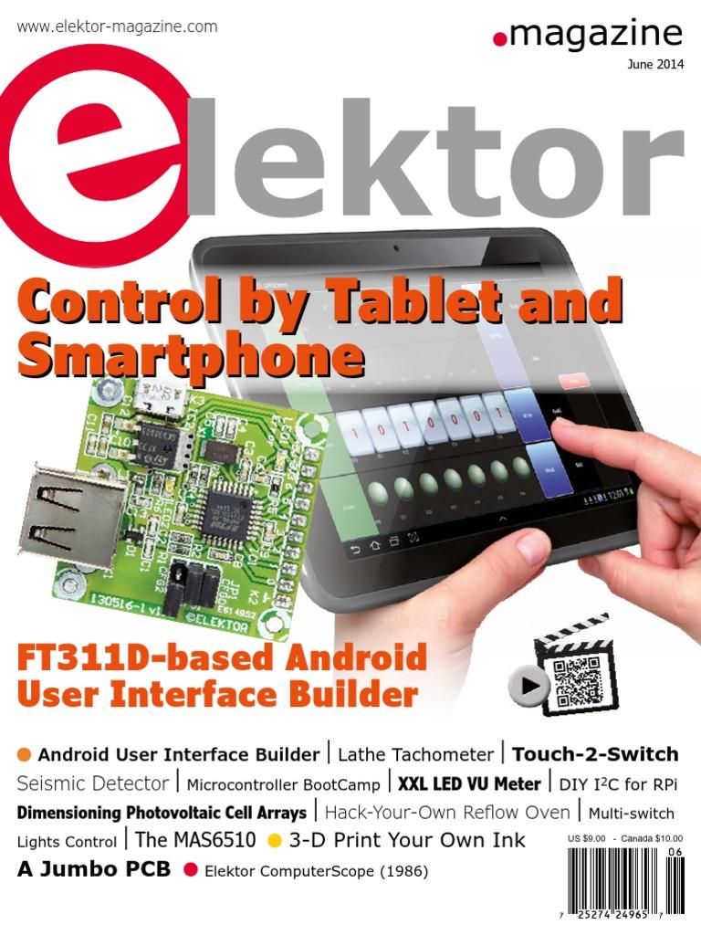 Elektor Electronics 2014 06 Usb Microcontroller Projects Hub Circuit Articlequot Analog Circuits