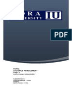 Logistics Management.docx