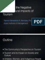 06.Managing Socio-cultural Impacts