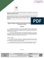 Reglamento Practicas Extrac Centros Propios