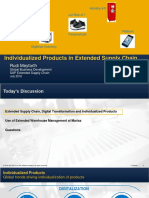 Webcast a Voz Do Consumidor - Part 1 - SAP SCM