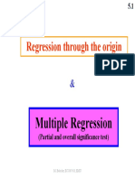 multiple reggresion slide