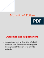 Lecture 11 Statistic of Failure.ppt