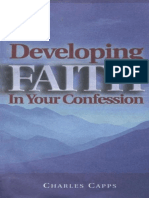 Developing Faith in Your Confession_ Min - Charles Capps