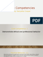 core competency slides