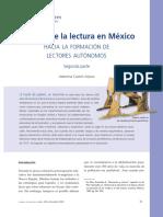 CANTÓN, 2 Historia de la lectura en México.pdf