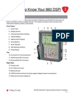860 DSPi Manual Section I Chapter 3