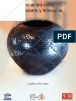 Artesanía y Diseño. Guía Práctica . UNESCO.