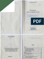 Cornelius Castoriadis. La crisis del proceso de identificación.pdf