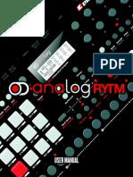 Manual Analogic Rythm
