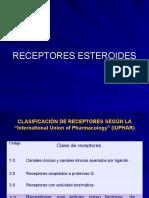 18 receptores esteroides