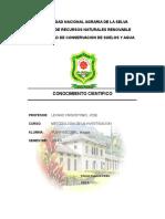 1° informe monografico de metodologia de la investigacion