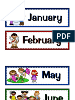 Calendar_bulletin Board Cards