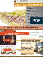 Exposición Historia II La Ciudad Un Espacio Histórico 2