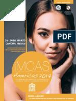 Imcas Americas 2017 Programa