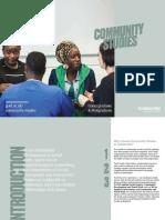 Community Studies Programmes