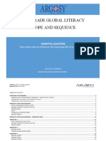 Grade 7 Global Literacy Scope and Sequence (1)