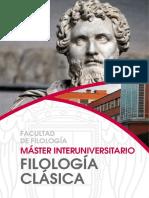 Máster UCM Filología Clásica