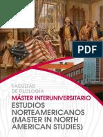 Máster UCM en Estudios Norteamericanos (Conjunto con UAH)