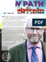 New Path for Britain - Paul Nuttall Febuary 2017
