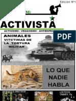 Revista El Activista Edicion 1