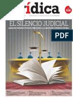 EL SILENCIO JUDICIAL