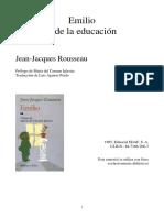 Rousseau Emilio