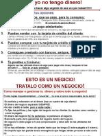 El Negocio Sin Dinero OK PRESNTACION CORTA