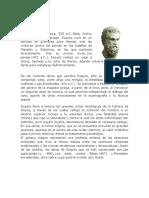 Biografias de Esquilo,  Esquino, Soflofles, Plauto,  Aristofanes