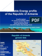 5.1. Armenia Country Presentation by A. Barseghyan