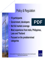 6.3. Session - Policy and Regulation