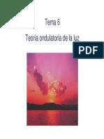 6. Introducción a la teoría ondulatoria de la luz.pdf