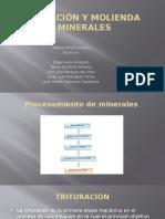 Trituración y Molienda de Minerales (1)
