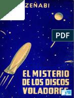 J Zenabi - El misterio de los discos voladores.epub