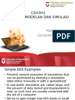 4.Discrete Event Simulation 2