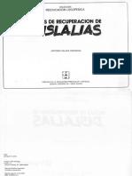 Fichas de Recuperación de Dislalias