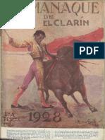 El Clarín (Valencia) 1928