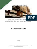 Analista Judiciário TRF (Edital Esquematizado) Eduardo Gonçalves