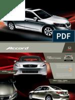 Catalogo Accord 2010