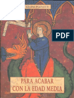 Régine Pernoud - Para acabar con la Edad Media