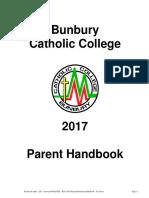 BCC Parent Handbook 2017