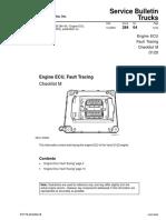 Volvo Ecu d12d