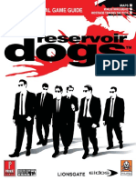 Reservoir Dogs (Official Prima Guide)