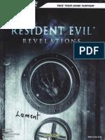 Resident Evil Revelations (Official Bradygames Guide)