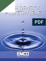 Pipe-high Density Polyetheline