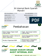 Power Point Auditor Internal BSM