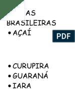 LENDAS BRASILEIRAS.doc