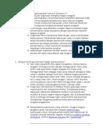 6 Kriteria Badan Supranasional Menurut Schemers